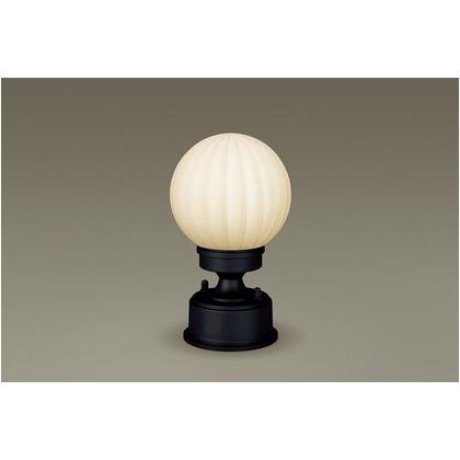 パナソニック LED 門柱灯 据置取付型 40形 電球色 長さ (cm):34.3.幅(cm):19.5.高さ(cm):22.7 LGW56934BK