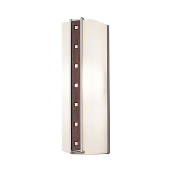 パナソニック LED ポーチライト 壁直付型 40形 電球色 長さ (cm):35.幅(cm):15.高さ(cm):15 LGW80411LE1