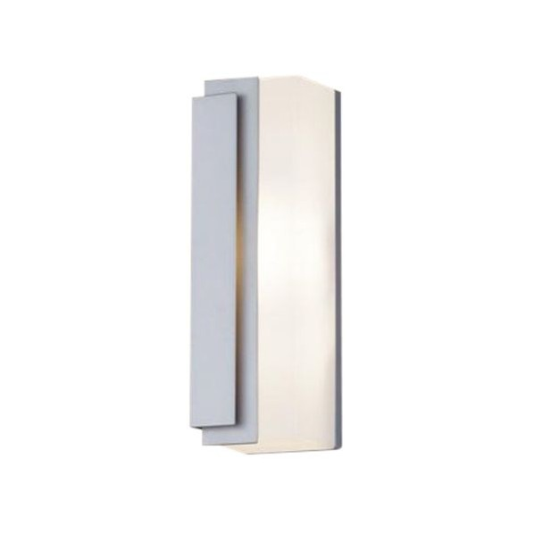 パナソニック LED ポーチライト 壁直付型 40形 電球色 長さ (cm):35.幅(cm):15.高さ(cm):15 LGW80440LE1