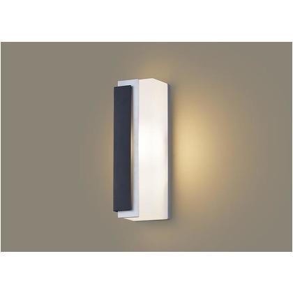 パナソニック LED ポーチライト 壁直付型 40形 電球色 長さ (cm):35.幅(cm):15.高さ(cm):15 LGW80441LE1