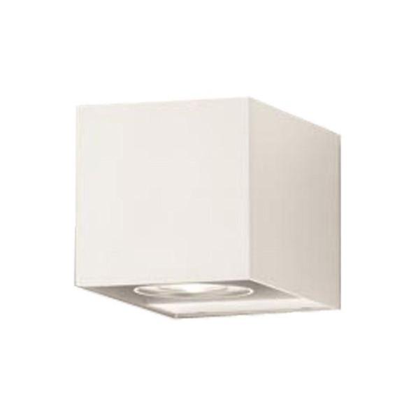 パナソニック LED エクステリアブラケット 60形 壁直付型 温白色 長さ (cm):13.7.幅(cm):13.7.高さ(cm):20.4 LGW80621LE1