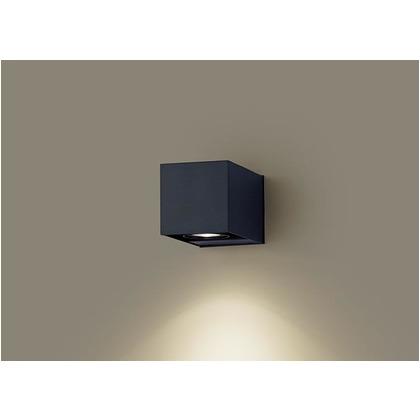 パナソニック LED エクステリアブラケット 60形 壁直付型 電球色 長さ (cm):13.7.幅(cm):13.7.高さ(cm):20.4 LGW80625LE1