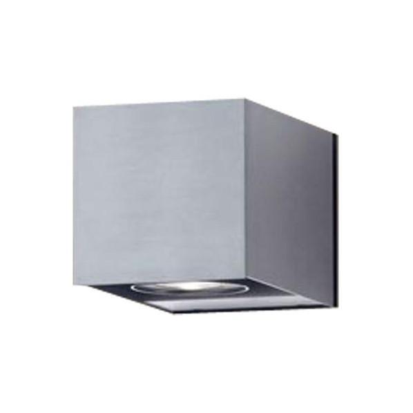 パナソニック LED エクステリアブラケット 100形 壁直付型 温白色 長さ (cm):13.7.幅(cm):13.7.高さ(cm):20.4 LGW80637LE1