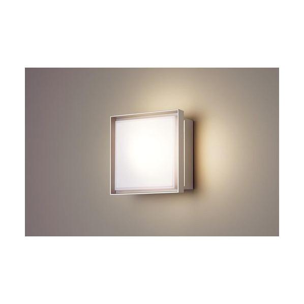 パナソニック LEDポーチライト40形電球色 長さ (cm):11.幅(cm):21.5.高さ(cm):21.5 LGW85021YK