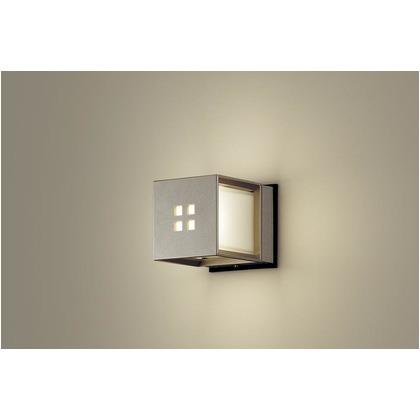 パナソニック LEDポーチライト40形電球色 長さ (cm):16.5.幅(cm):13.高さ(cm):13 LGW85040YK