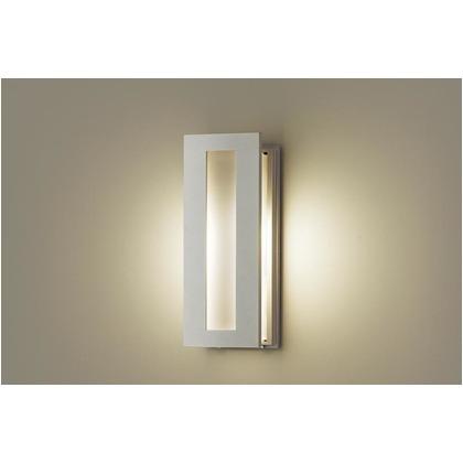 パナソニック LEDポーチライト40形電球色 長さ (cm):10.5.幅(cm):36.5.高さ(cm):14 LGW85075YK