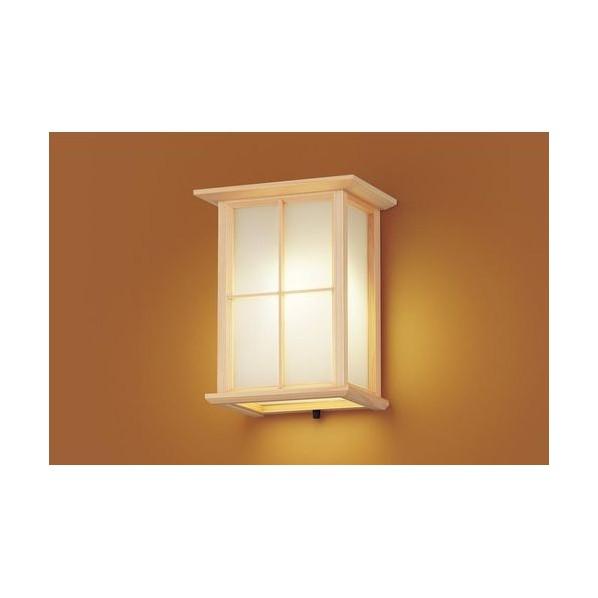 パナソニック LEDポーチライト40形電球色 長さ (cm):21.6.幅(cm):27.1.高さ(cm):15 LGW85084K