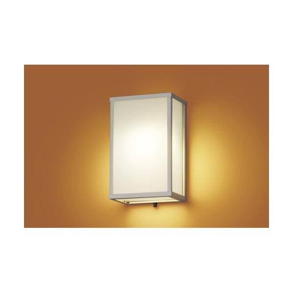 パナソニック LEDポーチライト40形電球色 長さ (cm):16.4.幅(cm):25.7.高さ(cm):11.9 LGW85086K