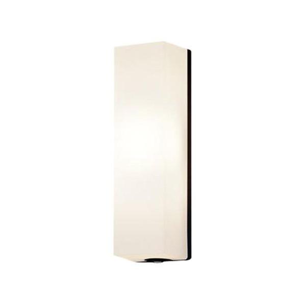 パナソニック LED ポーチライト 壁直付型 40形 電球色 長さ (cm):35.幅(cm):15.高さ(cm):15 LGWC80271LE1