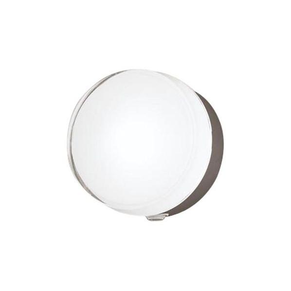 パナソニック LED ポーチライト 壁直付型 40形 昼白色 長さ (cm):24.7.幅(cm):24.7.高さ(cm):13.5 LGWC80335LE1