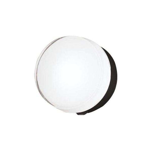 パナソニック LED ポーチライト 壁直付型 40形 昼白色 長さ (cm):24.7.幅(cm):24.7.高さ(cm):13.5 LGWC80337LE1