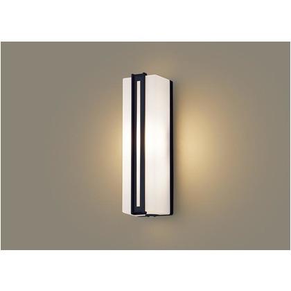 パナソニック LED ポーチライト 壁直付型 40形 電球色 長さ (cm):35.幅(cm):15.高さ(cm):15 LGWC80413LE1