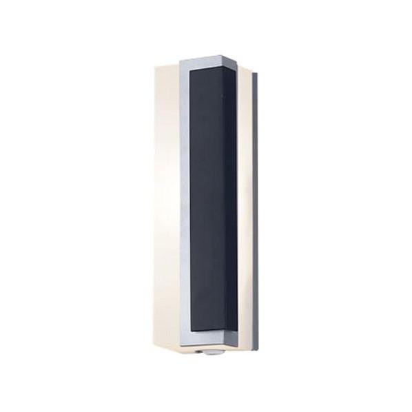パナソニック LED ポーチライト 壁直付型 40形 電球色 長さ (cm):35.幅(cm):15.高さ(cm):15 LGWC80446LE1