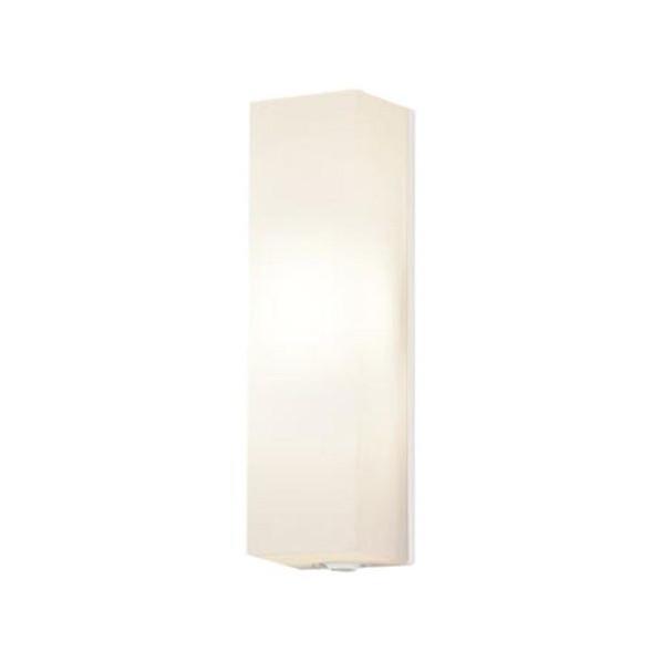 パナソニック LED ポーチライト 壁直付型 40形 電球色 長さ (cm):35.幅(cm):15.高さ(cm):15 LGWC81270LE1