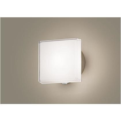 パナソニック LED ポーチライト 壁直付型 40形 電球色 長さ (cm):24.7.幅(cm):24.7.高さ(cm):13.5 LGWC81305LE1