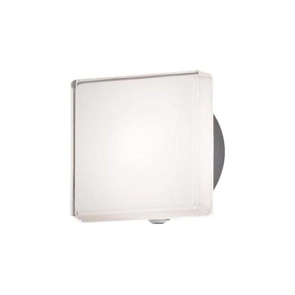 パナソニック LED ポーチライト 壁直付型 40形 電球色 長さ (cm):24.7.幅(cm):24.7.高さ(cm):13.5 LGWC81306LE1