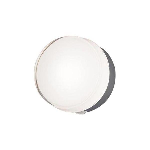 パナソニック LED ポーチライト 壁直付型 40形 電球色 長さ (cm):24.7.幅(cm):24.7.高さ(cm):13.5 LGWC81316LE1