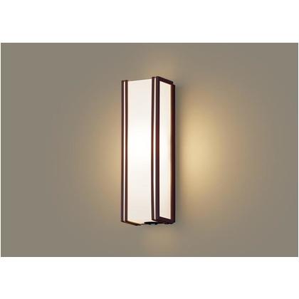 パナソニック LED ポーチライト 壁直付型 40形 電球色 長さ (cm):35.幅(cm):15.高さ(cm):15 LGWC81403LE1