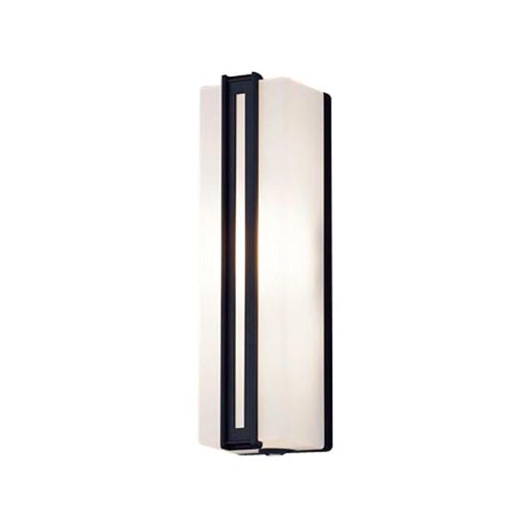 パナソニック LED ポーチライト 壁直付型 40形 電球色 長さ (cm):35.幅(cm):15.高さ(cm):15 LGWC81413LE1