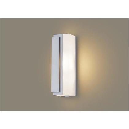 パナソニック LED ポーチライト 壁直付型 40形 電球色 長さ (cm):35.幅(cm):15.高さ(cm):15 LGWC81440LE1