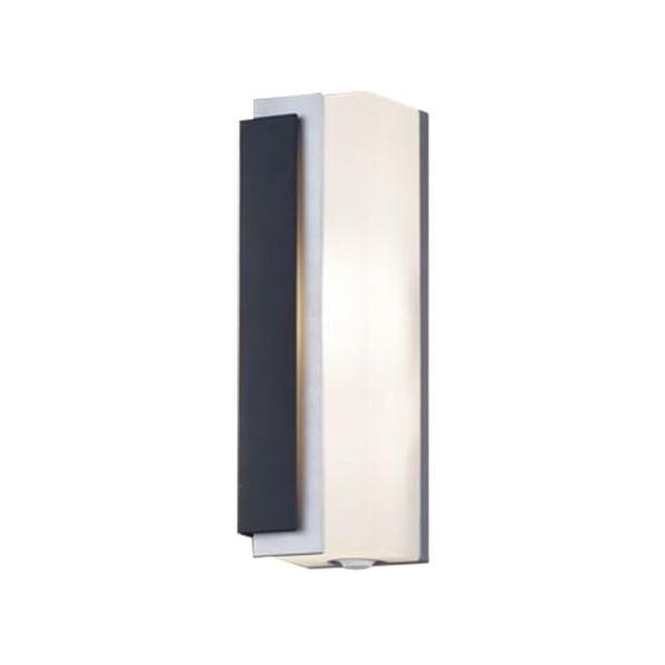 パナソニック LED ポーチライト 壁直付型 40形 電球色 長さ (cm):35.幅(cm):15.高さ(cm):15 LGWC81441LE1
