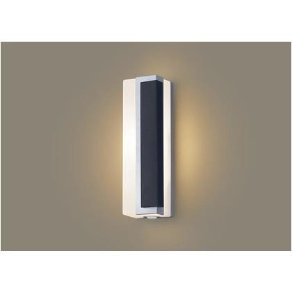 パナソニック LED ポーチライト 壁直付型 40形 電球色 長さ (cm):35.幅(cm):15.高さ(cm):15 LGWC81446LE1