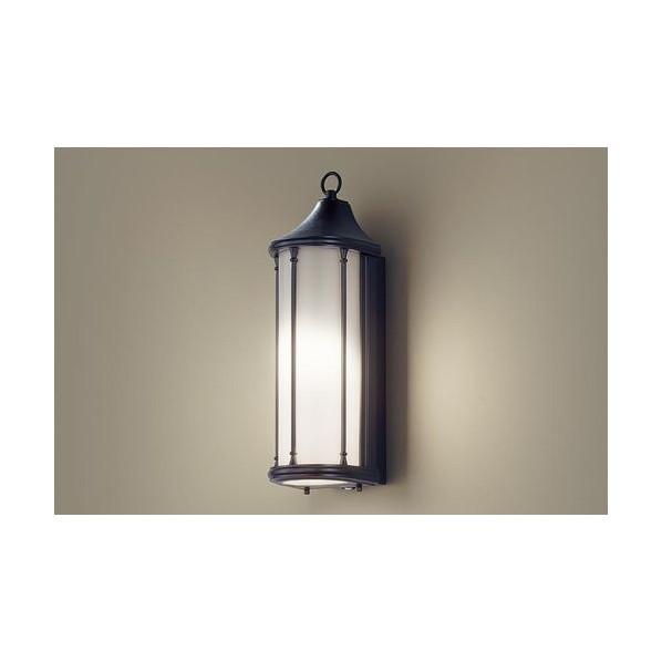 パナソニック LEDポーチライト40形電球色 長さ (cm):14.3.幅(cm):45.7.高さ(cm):17.2 LGWC85022K