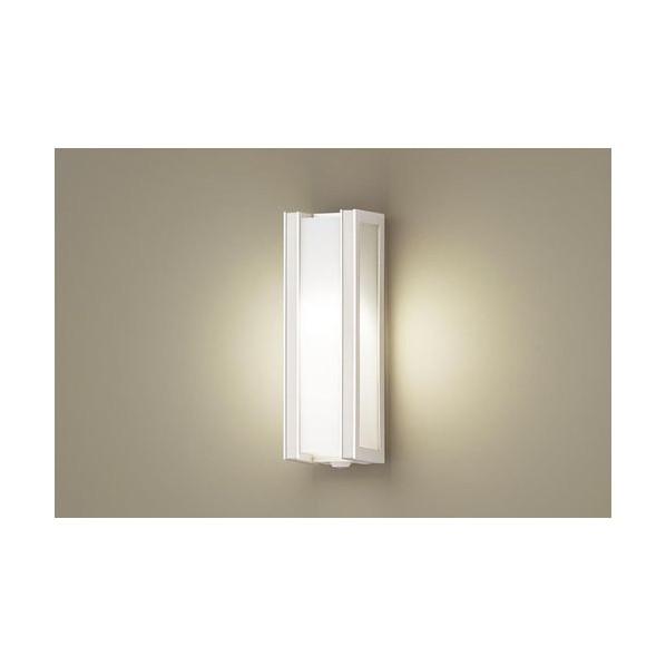 パナソニック LEDポーチライト40形電球色 長さ (cm):9.6.幅(cm):30.7.高さ(cm):10.5 LGWC85060F