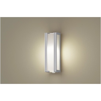 パナソニック LEDポーチライト40形電球色 長さ (cm):9.6.幅(cm):30.7.高さ(cm):10.5 LGWC85061F