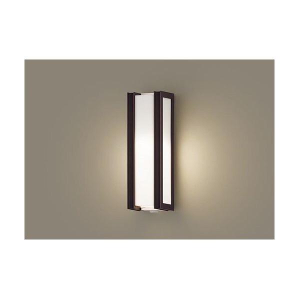 パナソニック LEDポーチライト40形電球色 長さ (cm):9.6.幅(cm):30.7.高さ(cm):10.5 LGWC85063F