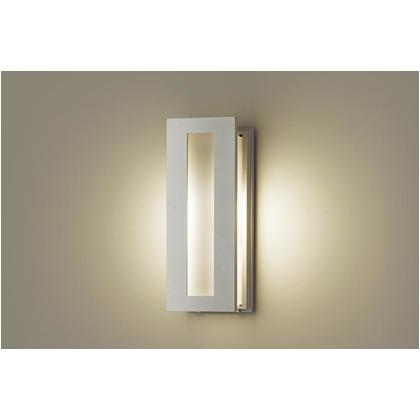 パナソニック LEDポーチライト40形電球色 長さ (cm):10.5.幅(cm):36.5.高さ(cm):14 LGWC85075YK