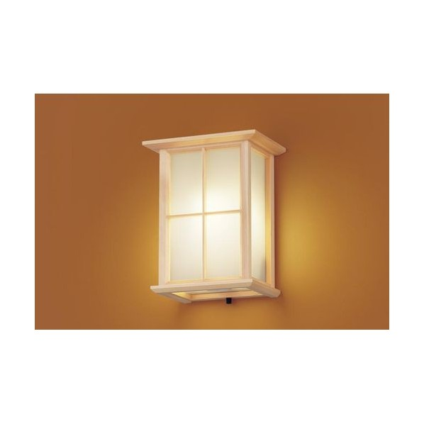 パナソニック LEDポーチライト40形電球色 長さ (cm):21.6.幅(cm):27.1.高さ(cm):15 LGWC85084K