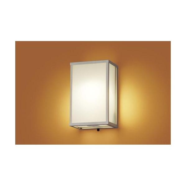 パナソニック LEDポーチライト40形電球色 長さ (cm):16.4.幅(cm):25.7.高さ(cm):11.9 LGWC85086K