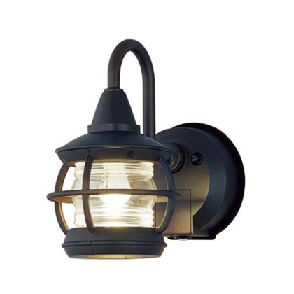 パナソニック LEDポーチライト40形電球色 長さ (cm):15.3.幅(cm):25.2.高さ(cm):27.5 LGWC85217K