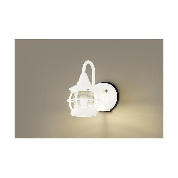 パナソニック LEDポーチライト40形電球色 長さ (cm):15.3.幅(cm):25.2.高さ(cm):27.5 LGWC85218K