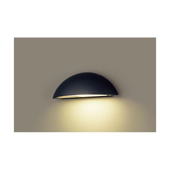 パナソニック LED表札灯40形電球色 長さ (cm):28.2.幅(cm):9.8.高さ(cm):10 LGWJ85101BK