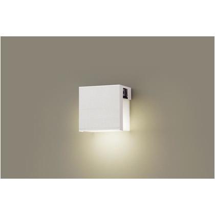 パナソニック LED表札灯40形電球色 長さ (cm):12.5.幅(cm):12.5.高さ(cm):8.5 LGWJ85110F
