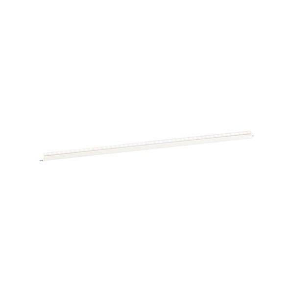 パナソニック LED ベーシックラインライト 天井壁直付型 温白色 長さ (cm):133.2.幅(cm):5.高さ(cm):5.2 LSEB9025LB1