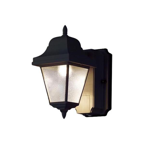 パナソニック LED ポーチライト 壁直付型 60形 電球色 長さ (cm):37.5.幅(cm):29.5.高さ(cm):19.4 LSEWC4033LE1