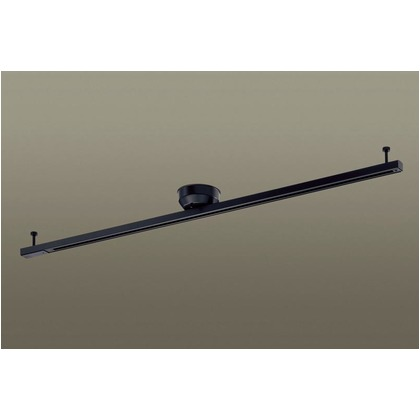 パナソニック 照明器具用 インテリアダクト 黒 天井直付型 長さ (cm):155.5.幅(cm):15.2.高さ(cm):9.9 LSK50001