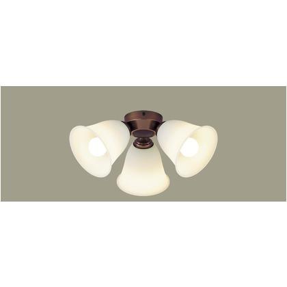 パナソニック LED シャンデリア シーリングファン専用 100形 ×3 電球色 長さ (cm):29.5.幅(cm):26.9.高さ(cm):32.3 SPL5345