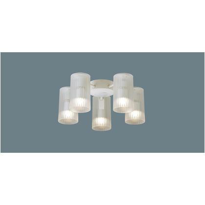 パナソニック LED シャンデリア シーリングファン専用 60形 ×5 電球色 長さ (cm):49.5.幅(cm):48.1.高さ(cm):22.5 SPL5512Z