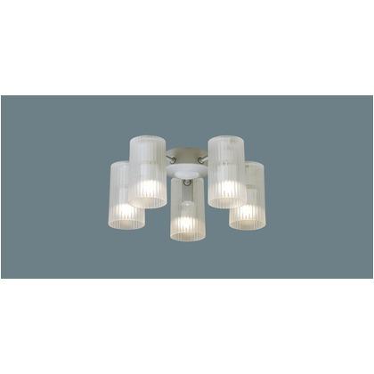 パナソニック LED シャンデリア シーリングファン専用 60形 ×5 電球色 長さ (cm):49.5.幅(cm):48.1.高さ(cm):22.5 SPL5513Z