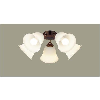 パナソニック LED シャンデリア シーリングファン専用 100形 ×5 電球色 長さ (cm):41.5.幅(cm):39.7.高さ(cm):30.3 SPL5542