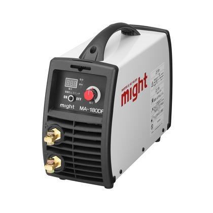 マイト工業 デジタル直流インバーター溶接機 L375×W135×H250 MA-180DF