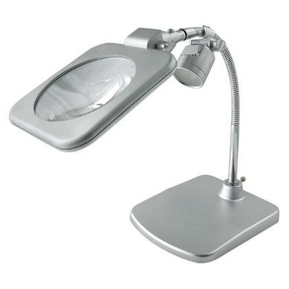 TSK スタンドルーペ LEDライト付 RX-1000KLED ルーペ 虫メガネ 拡大鏡