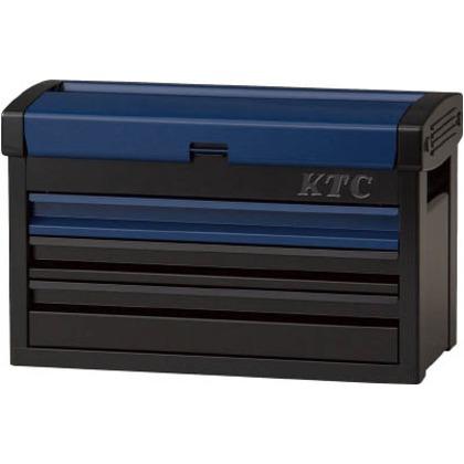 KTC 2017SKチェスト(シーベットブルー×ブラック) EKR-103SBB 1S