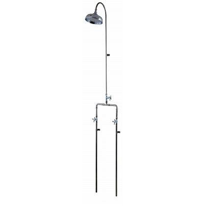 SENSUI(泉水) ヌーディダブル φ22.2×H2600mm 611-1 ガーデン水栓