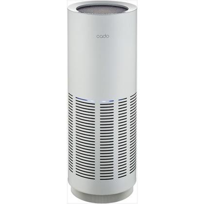 カドー 空気清浄機 ホワイト 24.2×24.2×65.2 AP-C200-WH 空気清浄機 エアークリーナー カドー