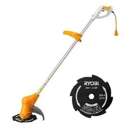 RYOBI/リョービ リョービ電気式刈払機 替刃セット AK-3000
